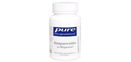 Pure Encapsulations Isoquercetin Hypoallergenic Cardiovascular