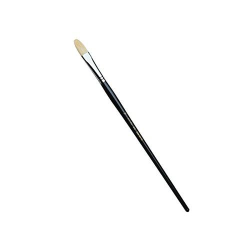 HOLBEIN ホルベイン 油彩筆 KA フィルバート 平筆 0号