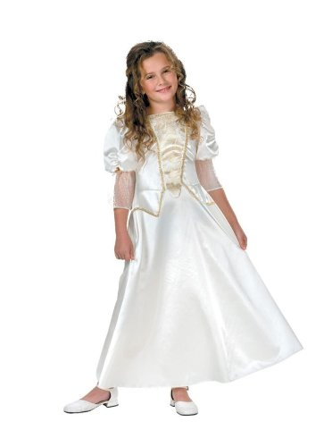 Cheap Halloween Fancy Dress Costumes (Pirates of the Caribbean Elizabeth Child Costume - X-Large)