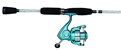 Pflueger Lady Trion Spinning Reel and Fishing Rod Combo All Models Sizes