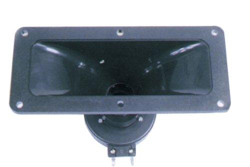Dynamic Horn Speaker - Electrovision Dynamic Horn Speaker 50w, Black