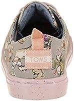 50885e4eecca8 TOMS Kids Girl's Lenny Disney Princesses (Little Kid/Big Kid) Grey ...