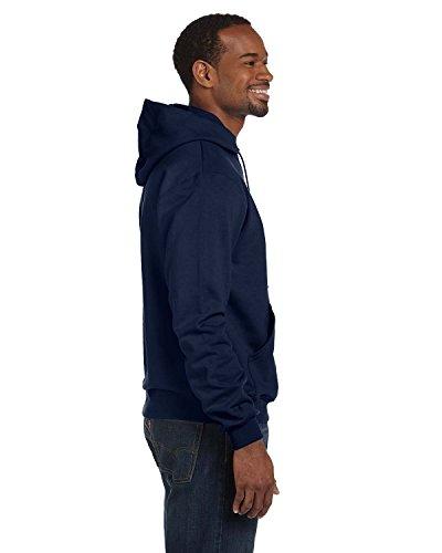 Champion Men's Front Pocket Pullover Hoodie Sweatshirt, Large, - Cotton Champion Sweatshirt