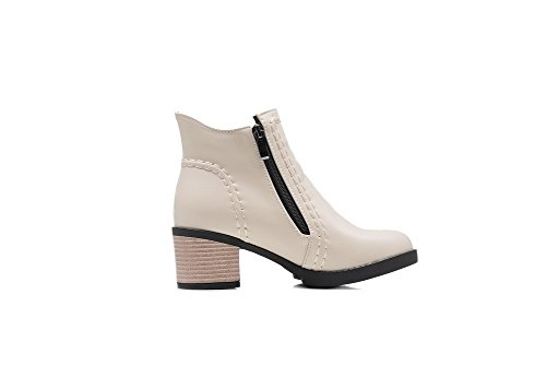 Beige AdeeSu Femme Compensées Sandales Sxc02409 Iw6fwHAq