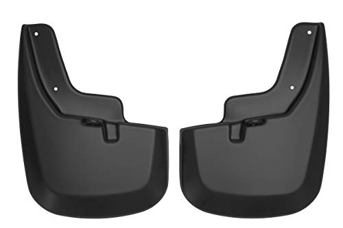 Guards Products Logo Mud - Husky Liners Front Mud Guards Fits 07-13 Tundra