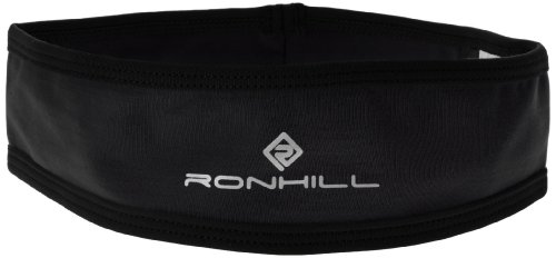 Ronhill Stretch Headband - AW17 - One - Black from Ronhill