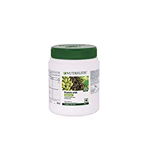 Amway NUTRILITE Protein Powder with Green Tea(500 gms)