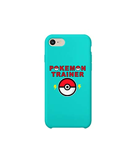 Pokemon Trainer Go Protective Phone Mobile Smartphone Case Cover Hard Plastic for iPhone 6 iPhone 6s Funny Gift Christmas
