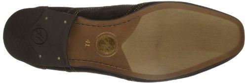 Hudson Francis - Zapatos con cordones de cuero hombre marrón - Braun (Chocolate)