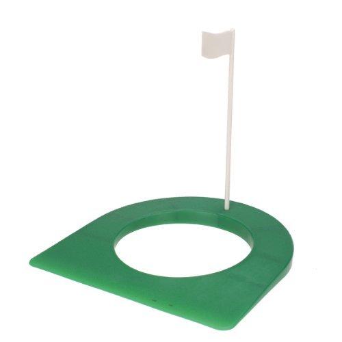 多様な TuoBuインドアゴルフPractice flag Putting B0754848LL Cup 4 1/ 4/