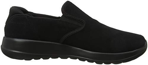 Go Nero Skechers black Infilare Bbk Predict Walk Uomo Max Sneaker AdwdOq0