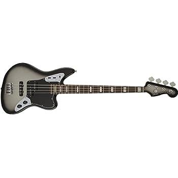 Jaguar Of Troy >> Fender Troy Sanders Signature Series Jaguar Bass Rosewood Fingerboard Silverburst