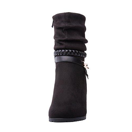 Dames Kadimayaos05 Laarzen Zwart