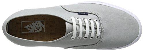 Erwachsene Grau club Grande Unisexe forme Sport Plate Hauteur Fourgons Chaussures De Authentiques X4wZq47U