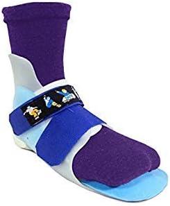 Kids Seamless SMO Interface Socks (Purple Small) [並行輸入品]