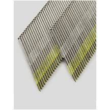 """Angled Paslode Stainless Steel 16 Gauge 2"""" - Collated Finish Nails"""