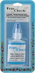 Bulk Buy: Dritz Fray Check 3/4 Ounce C574 (3-Pack) Prym Consumer USA Inc.