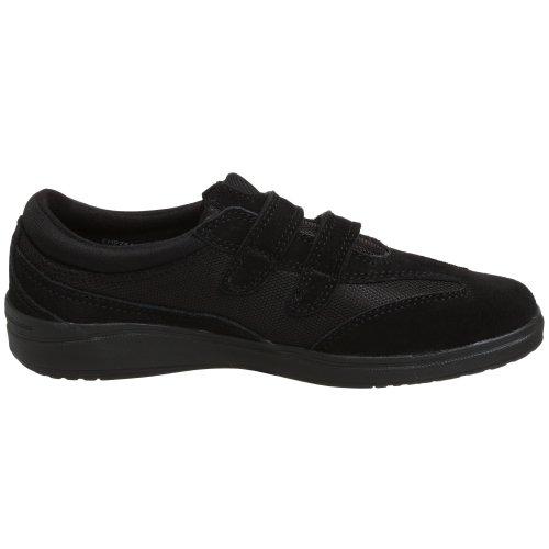 Sprinkhanen Vrouwen Stretch Plus Hook-and-loop Sneaker Black