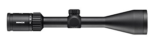 MINOX ZL3 3.5-10x50 PLEX - Waterproof Compact Tactical Riflescope - 3X Magnification with Anti-Fog, Multi-Coated Lens and 2nd Focal Plane