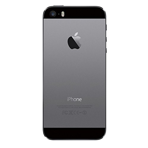 Apple iPhone 5S 16GB GSM Unlocked, Space Gray (Refurbished) by Apple (Image #2)
