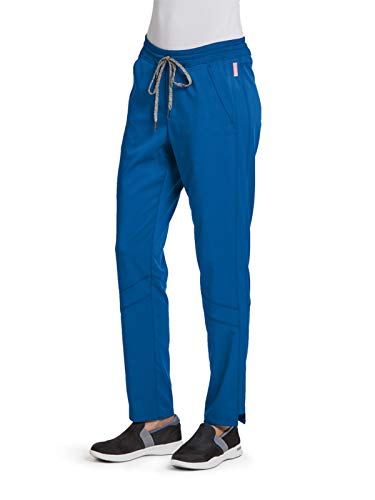 Grey's Anatomy Active GVSP509 Cargo Pant - Spandex Stretch New Royal M Petite ()