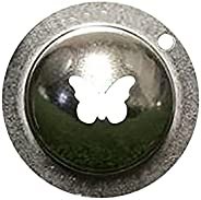 Golf Ball Marker Stencil Metal Stainless Steel Stencil Cup Upload Uniquely Marked Funny Ball Markers