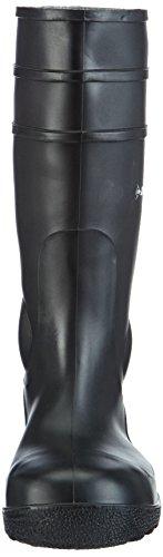 S5 Dunlop zwart schwarz 38 Stivali di 142Pp Protom Unisex Gomma Sfoderati wCrqEC
