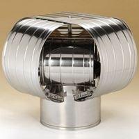Amazon Com Vacu Stack Wind Resistant Chimney Cap 8