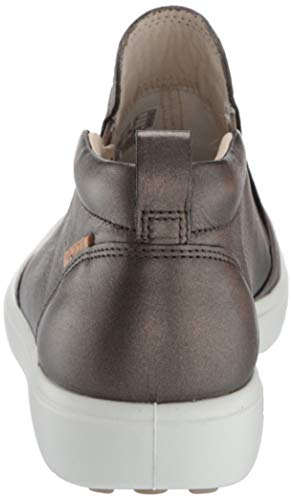 Botines Stone 7 black Ecco Mujer Metallic Para 51380 Soft Ladies x0wnt0CUq