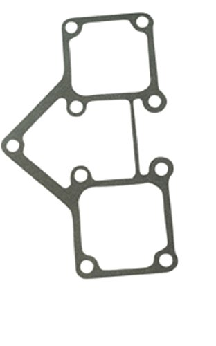 Orange Cycle Parts Rocker Cover Paper Gasket for Harley Shovelhead 1966-1984 by James Gasket JGI-17540-69-A