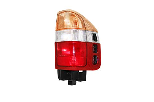 For 1998 1999 Isuzu Rodeo/Amigo | Honda Passport Rear Tail Light Taillamp Passenger Right Side Replacement IZ2801107 ()