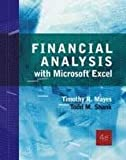 Financial Analysis with Microsoft Excel, Mayes, Timothy R. and Shank, Todd M., 0030299314
