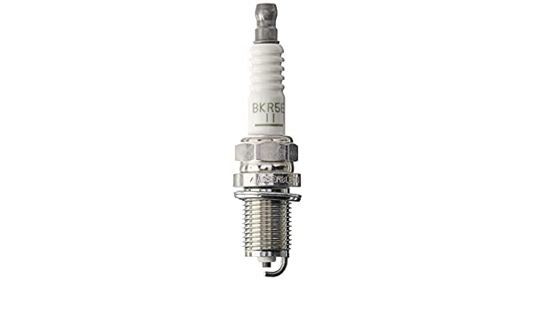 NGK 6953 V-Power Resistor Type Spark Plugs BKR5E-11, 4 Pieces by NGK: Amazon.es: Coche y moto