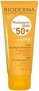 Bioderma Photoderm MAX SPF50 + Milk حماية عالية جدًا للبشرة 100 مل