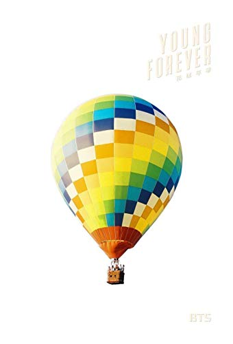 BitHit Ent K-POP BTS - Young Forever, Special Album, Day Version Incl. CD, 112pg PhotoBook, Photocard, On Pack Folded Poster, Extra Photocards Set