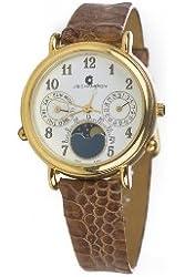 JB Champion Women's Moon Phase Vintage 1970's Watch