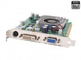256-A8-N295 LR - evga 256-A8-N295 LR EVGA 512-P2-N447-LX GeForce 7300GT 512MB PCIE VGA, DVI-I, TV-OUT Video