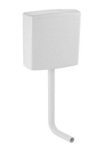 Geberit 140005111 AP-Cassetta di risciacquo per WC halbhochhä ngend, bianco