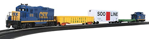 Walthers Trainline(R) HO Scale Ready-for-Fun Train Set - CSX ()