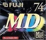 Fuji Recordable MD (MiniDiscs) 74min - 5 pack