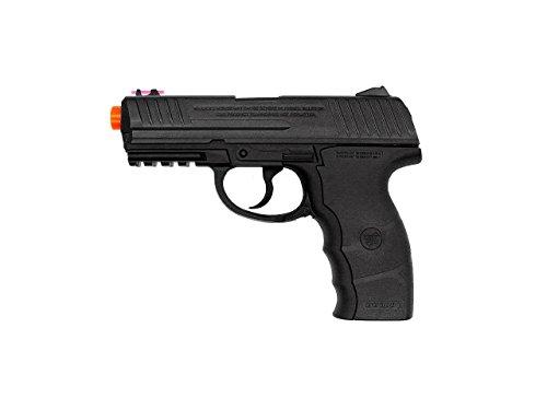 wg model-4303 w3000 full metal co2 non-blowback pistol/black(Airsoft Gun) ()