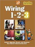 Wiring 1-2-3 : Install, Upgrade, Repair, and Maintain Your Home's Electric System PDF