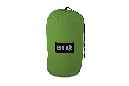 ENO Eagles Nest Outfitters - Ember 2 Under Quilt, Lime/Charcoal