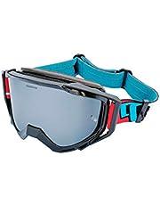 PROPHEUS MX/MTB Goggle Scrambler II Red Cyan Downhill, Motocross, Snowboard und Ski