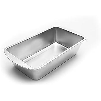 Amazon Com Fox Run 4672 Bread Pan Tin Plated Steel 9 25