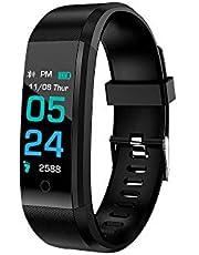 Polosmart PSSW01 Smart Fit Akıllı Bileklik, Siyah