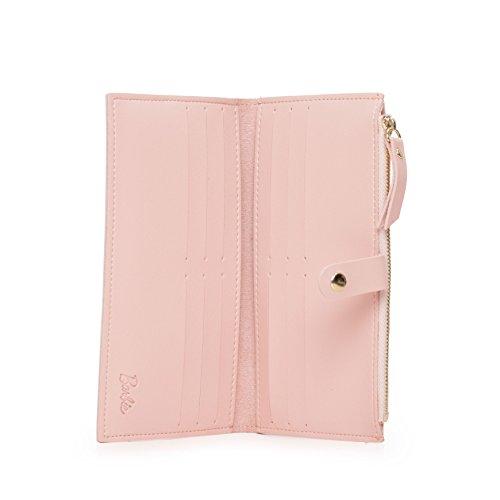 Barbie modern reisen shop mädchen Karte Geldtasche BBPS071.01A Rose 4e0tp