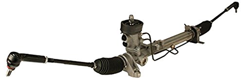 OE Aftermarket Steering Rack New - w/Tie Rods & Boots