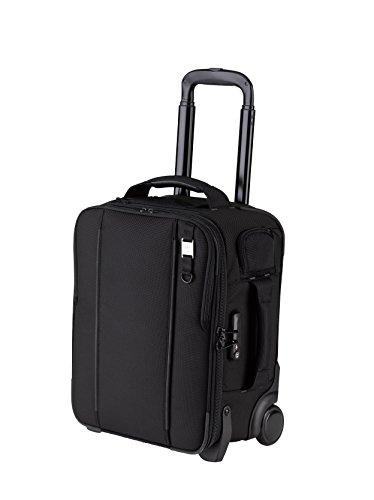 Tenba Roadie Roller 18 International Carry-On Camera Bag with Wheels (638-711) by Tenba