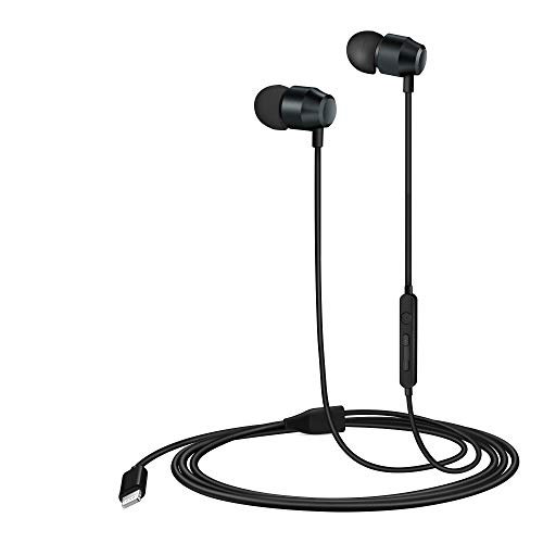 PALOVUE Lightning Headphones Earphones